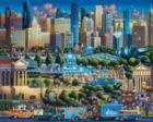 Chicago - 1000pc Jigsaw Puzzle by Dowdle