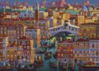 Venice - 1000pc Jigsaw Puzzle by Dowdle