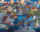 Peggy's Cove - 1000pc Jigsaw Puzzle by Dowdle