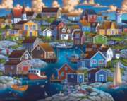 Dowdle Jigsaw Puzzles - Peggy's Cove