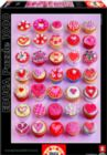 Cupcakes - 1000pc Jigsaw Puzzle By Educa