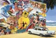 Educa Jigsaw Puzzles - Bertrand: Surf Murial