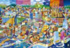 Barcelona - 1500pc Jigsaw Puzzle By Educa