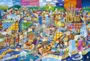 Educa Jigsaw Puzzles - Barcelona