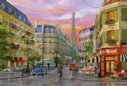Educa Jigsaw Puzzles - Rue Paris