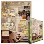 Eurographics Jigsaw Puzzles - Leonardo Da Vinci