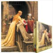 Eurographics Jigsaw Puzzles - Leighton: God Speed