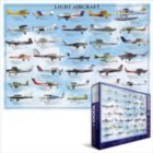 Light Aircraft - 1000pc Jigsaw Puzzle by Eurographics