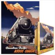 Eurographics Jigsaw Puzzles - Travel CP Across Canada