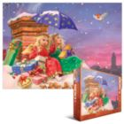 Angels on the Roof - 500pc Jigsaw Puzzle by Eurographics