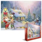 Home for Christmas - 500pc Jigsaw Puzzle by Eurographics