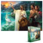 First Creation in Eden - 1000pc Jigsaw Puzzle by Eurographics
