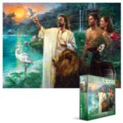 Eurographics Jigsaw Puzzles - First Creation in Eden