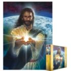 Light of the World - 1000pc Jigsaw Puzzle by Eurographics