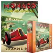 Eurographics Jigsaw Puzzles - Monaco