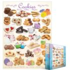 Cookies - 1000pc Jigsaw Puzzle by Eurographics