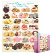 Eurographics Jigsaw Puzzles - Donuts