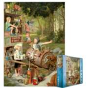Eurographics Jigsaw Puzzles - The Barnstormers