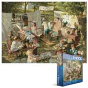 Eurographics Jigsaw Puzzles - The Health Clinic