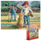 Let's Play Catch - 1000pc Jigsaw Puzzle by Eurographics