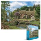 Cobble Walk Cottage - 1000pc Jigsaw Puzzle by Eurographics