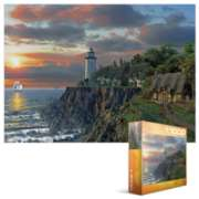 Eurographics Jigsaw Puzzles - Spivy Point, CA
