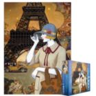 Paris Adventure - 1000pc Jigsaw Puzzle by Eurographics