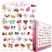 Eurographics Jigsaw Puzzles - Cake Pops