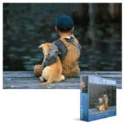Eurographics Jigsaw Puzzles - Boy's Best Friend