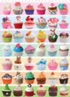 Cupcakes Occasions - 1000pc Jigsaw Puzzle by Eurographics