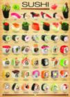 Sushi - 1000pc Jigsaw Puzzle by Eurographics