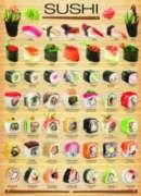 Eurographics Jigsaw Puzzles - Sushi
