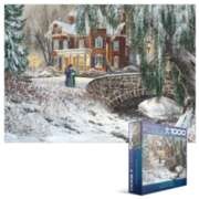 Eurographics Jigsaw Puzzles - Winter Lace