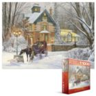 Evening Stroll - 1000pc Jigsaw Puzzle by Eurographics