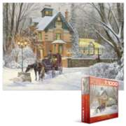 Eurographics Jigsaw Puzzles - Evening Stroll