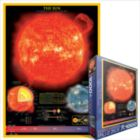 The Sun - 1000pc Jigsaw Puzzle by Eurographics