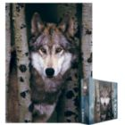 Gray Wolf - 1000pc Jigsaw Puzzle by Eurographics