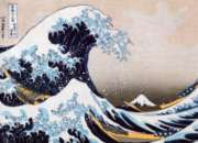 Eurographics Jigsaw Puzzles - Hokusai: Great Wave of Kanagawa