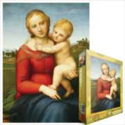 Eurographics Jigsaw Puzzles - Raphael: The Small Cowper Madonna