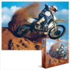 Dirt Bike - 1000pc Jigsaw Puzzle by Eurographics