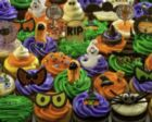 Halloween Cupcake - 1000pc Jigsaw Puzzle