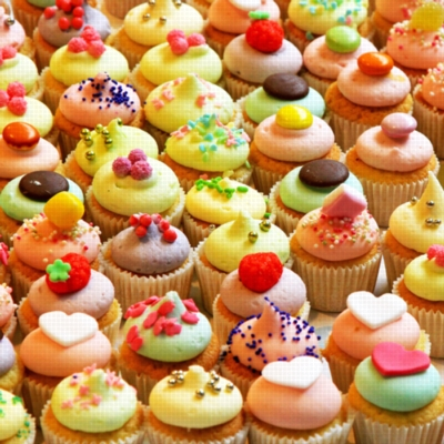 Jigsaw Puzzles - World's Most Difficult: Killer Cupcakes