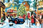 Christmas Streets - 234pc TDC Miniature Jigsaw Puzzle