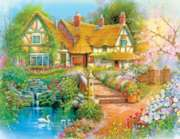Springbok Jigsaw Puzzles - Country Cottage
