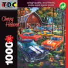 Chevy Heaven - 1000pc TDC Eco-Friendly Jigsaw Puzzle