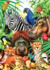 Animal Magic - 60pc Jigsaw Puzzle by Springbok