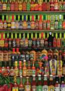 Cobble Hill Jigsaw Puzzles - Hot Hot Sauce
