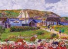 Monhegan - 1000pc Jigsaw Puzzle By Cobble Hill