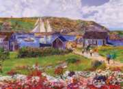 Cobble Hill Jigsaw Puzzles - Monhegan