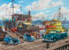 Home Spit Harbor - 1000pc Jigsaw Puzzle By Cobble Hill